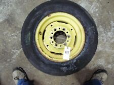 John Deere Planter Tire and Rim (6.7 - 15), Tag #407