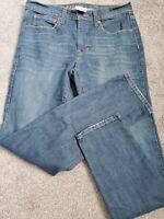 Neuf avec étiquettes Urban Pipeline Max Flex Bleu Foncé Jeans Taille 30 X 30 RN58287