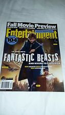 Entertainment Weekly - Aug, 2016 - J.K. Rowling's Fantastic Beasts - No Label