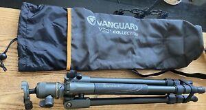 Vanguard VEO 2 Travel Tripod - Black