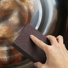Nanometer Diamond Sand Sponge Descaling Clean Magic Brush Polish Block