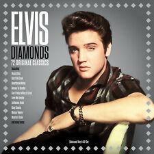 Elvis Presley - Diamonds 72 Original Classics (Gatefold 4LP 180g Coloured Vinyl)
