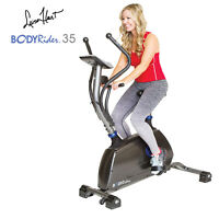 SUPER SALE Core Cardio Workout Ab Thigh Exercise Trainer Machine HBR35