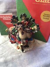 Crinkle Clause Possible Dreams Crinkle Reindeer 660306 Vintage 1997 New In Box!