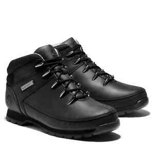 Size 8-11 || Timberland Boots || Men's Leather RRP £130 Trainers Shoes