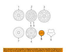 SUBARU OEM 95-00 Legacy Wheel-Center Cap Hub Cover 28811AC020