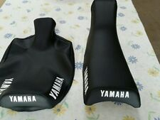 YAMAHA YZ60 YZ80 1982 TO 1992 MODEL REPLACEMENT SEAT COVER  BLACK (Y69)