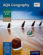 AQA Geography A Level and AS Physical Geography Student Book by Alice Griffiths,