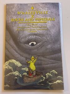 WHALESVILLE #1 REGULAR COVER FIRST PRINT - BAD IDEA COMICS-  BOOK IN HAND