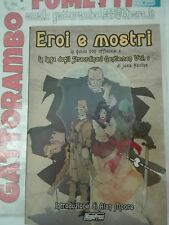 Eroi e mostri di Alan Moore - Magic Press Magazzino