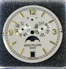 Moon Phase Watch Dial 5146G Patek Philippe Complications Annual Calendar
