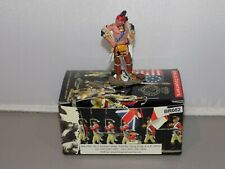King and Country American Revolution BR52 Indian BRAND NEW COAT (AI 52)