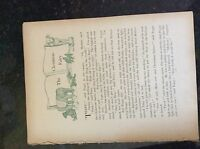 M17c1 ephemera short story 1920s the christmas fairy ethel talbot