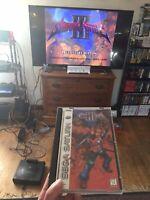Shining Force 3 III (Sega Saturn, 1998) NTSC North America CIB Complete & TESTED