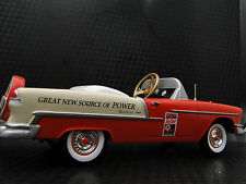 Rare 1955 Chevy Pedal Car Vintage BelAir Show Hot Rod Sport Custom Midget Model