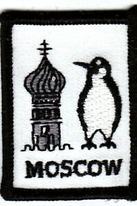 Boy Scout Badge  ++Ext MOSCOW Russia British Groups Abroad