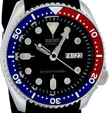 Vintage SEIKO PEPSI diver SKX009 with w/Original dial, 7S26-0020 case & movement