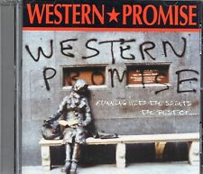 Western Promise - Running With The Saints (Best Of Western Promise) 2008 CD New