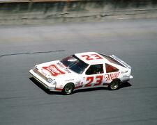DAVEY ALLISON 1984 #23 MILLER HIGH LIFE DAYTONA DASH CAR 8X10 GLOSSY PHOTO #64g