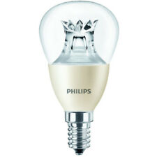 Philips Warmglow Bulb Lamp Light E14 Small Edison Screw 6W LED Dimmable Globe