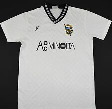 1988-1989 PORT VALE BOURNE SPORTS HOME FOOTBALL SHIRT (SIZE M)