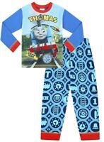 Boys Character Pyjamas 18 Months 2 3 4 5 Years Kids Toddlers Thomas The Tank