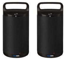 Ilive ISBW2113B Isbw2113B Indoor/Outdoor Dual Bluetooth Speakers (Pair)