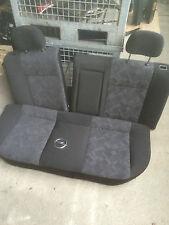 Opel Astra G Rücksitzbank Rücksitze Sitz hinten