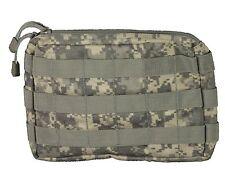 New Bulle UCP ACU MOLLE Webbing Large Utility Zip Bag