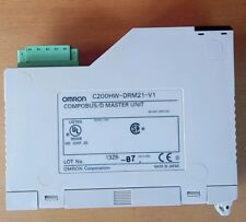 OMRON DRM21 V1 C200HW compobus D/master unit