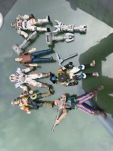 Small Chap Mei Action figures Bundle joblot