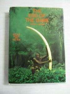 The End of the Game - Hardcover by Peter H. Beard