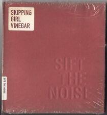 SKIPPING GIRL VINEGAR Sift The Noise CD album 2008 aussie PB047