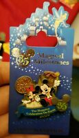 WDW - 35 Magical Milestones - 2005 - Happiest Celebration on Earth LE 2500 Pin