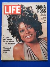 LIFE magazine - Dec.8th 1972 - Diana Ross at Home , Laurence Olivier