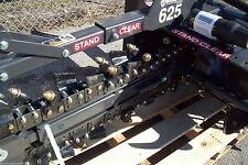 """Cat 257-259 Skid Steer Trencher,36""""Depth,6& #034; Width,50/50 Rock-Frost Teeth,Bradco"""