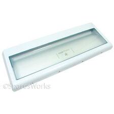 Hotpoint  FF187EA FF187EPL FF200EA Upper Freezer Drawer Panel Front Plastic Flap