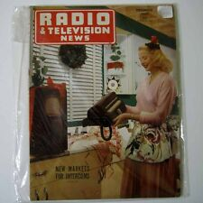 Radio & Television News Magazine - December 1949 - New Markets For Intercoms