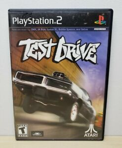 Test Drive - Sony PlayStation 2, 2003 - Complete & Tested