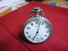 Nobreza cal unitas 6431, 17 jewels,  pocket watch, running, M001