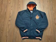 NWT SYRACUSE ORANGEMEN  STARTER hooded Jacket size large
