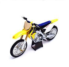 New Ray 1:12 Suzuki RM Z450 Motorcycle Bike Model New no Box
