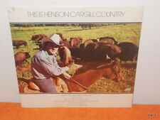 THIS IS HENSON CARGILL COUNTRY - SEALED VINYL LP