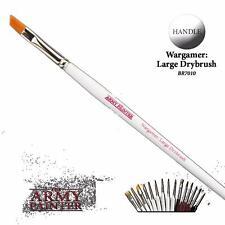 Army Painter Large Drybrush Wargamer Brush Painting Supplies TAP BR7010