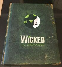 Wicked The Grimmerie Cote David Good Condition 1st Edition ISBN 9781401308209