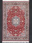 Momeni Heirlooms Sino-Persian Hand Knotted Wool Red Area Rug 4' X 6'