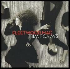 FLEETWOOD MAC - SAY YOU WILL CD ~ STEVIE NICKS~LINDSAY BUCKINGHAM~MICK *NEW*