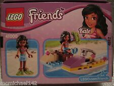 NEW! LEGO FRIENDS - Water Scooter Fun 41000 Includes minifigure KATE mini figure
