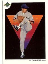 1991 Upper Deck Detroit Tigers 31 card Team Set plus hologram card