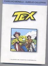 TEX  - I CLASSICI DEL FUMETTO DI REPUBBLICA N.2